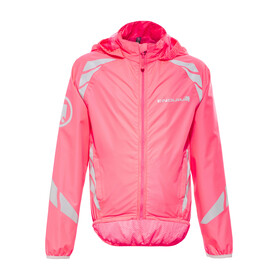 Endura Luminite II Cykeljacka Barn pink
